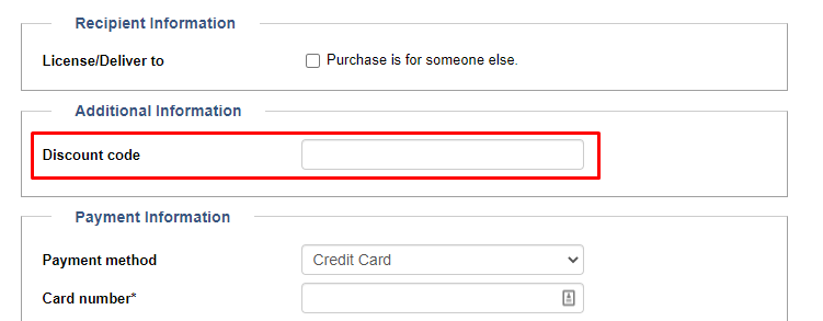 How do I use my ABCFASTDIRECTORY discount code?