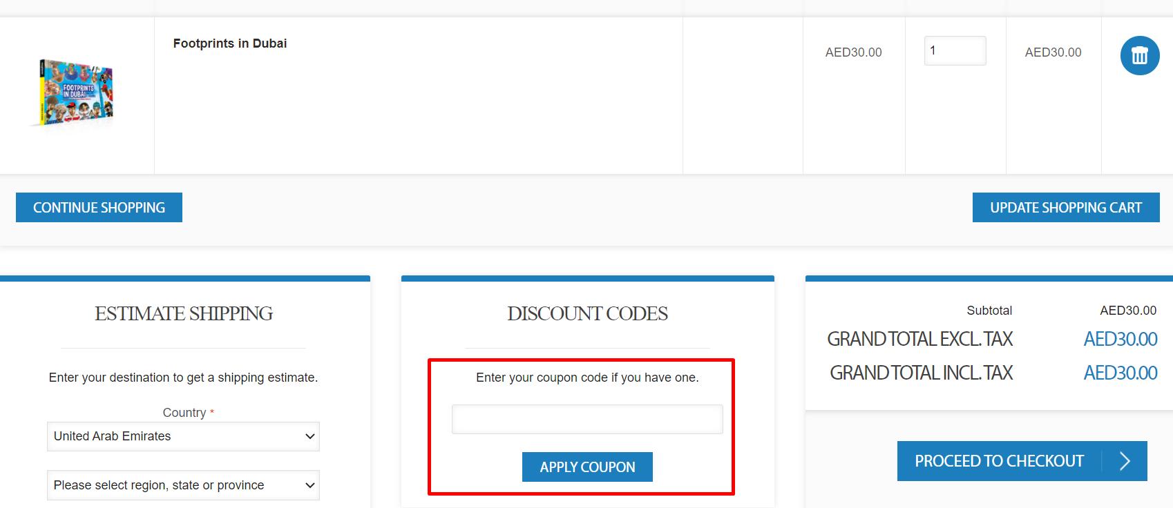 How do I use my Explorer discount code?