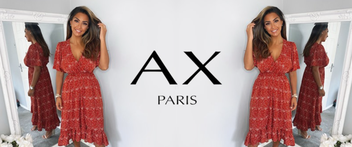 About AX Paris Homepage
