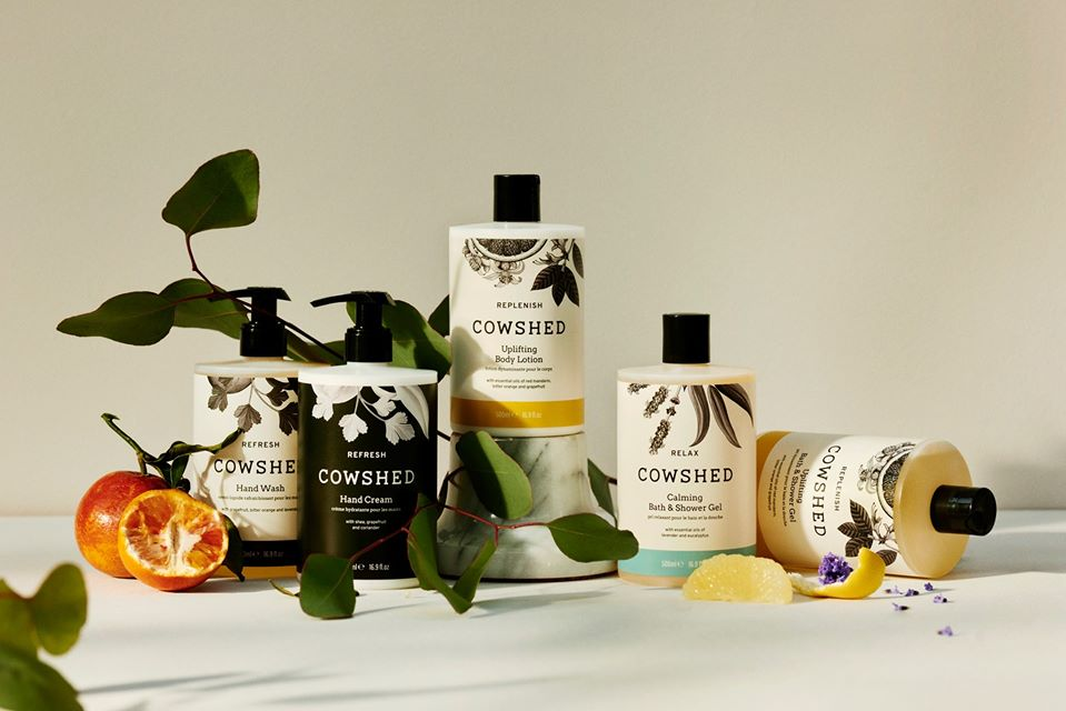 About Cowshed Homepage