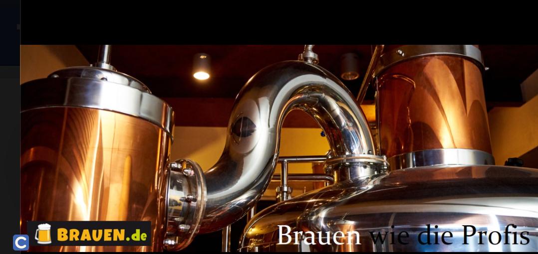 About Brauen.de Homepage