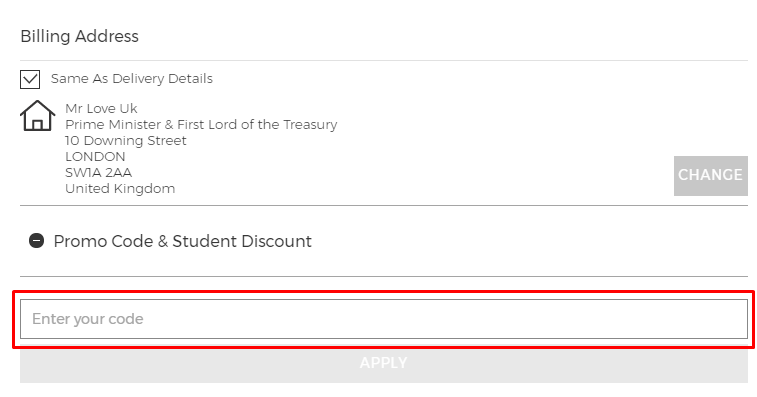 How Do I use my Dorothy Perkins discount code?