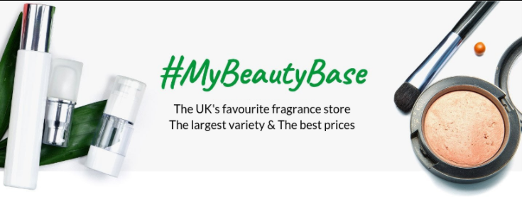 About Beauty Base Homepage