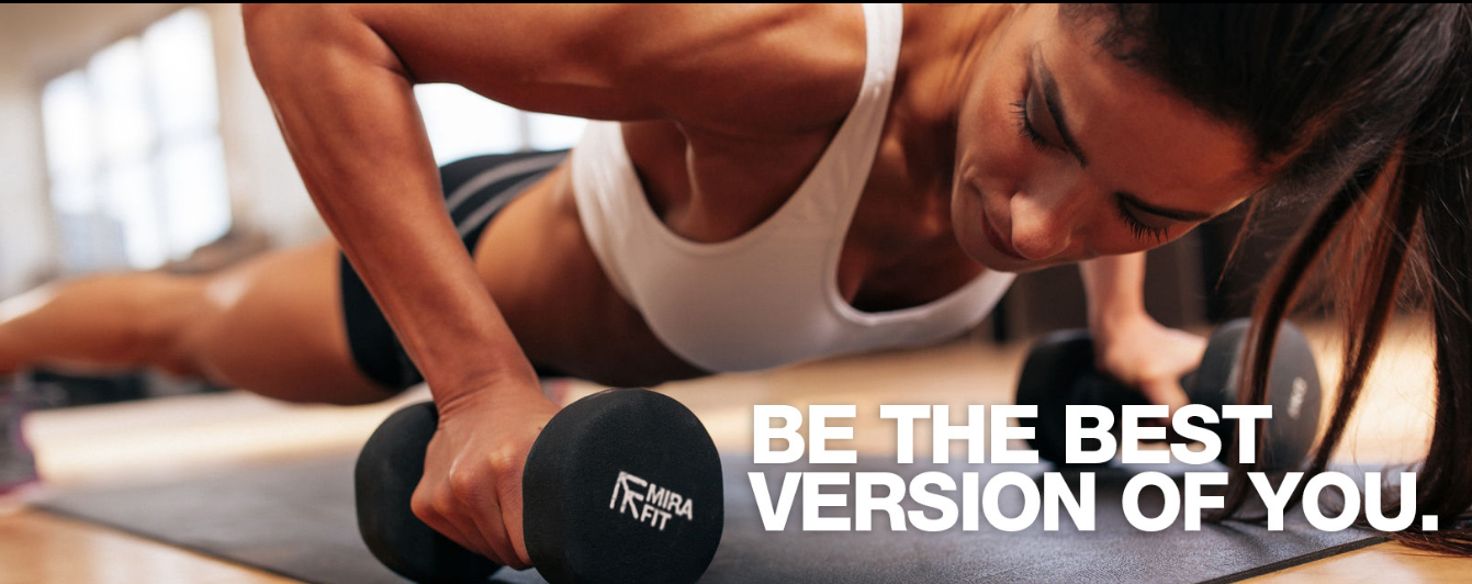 About Mirafit Homepage