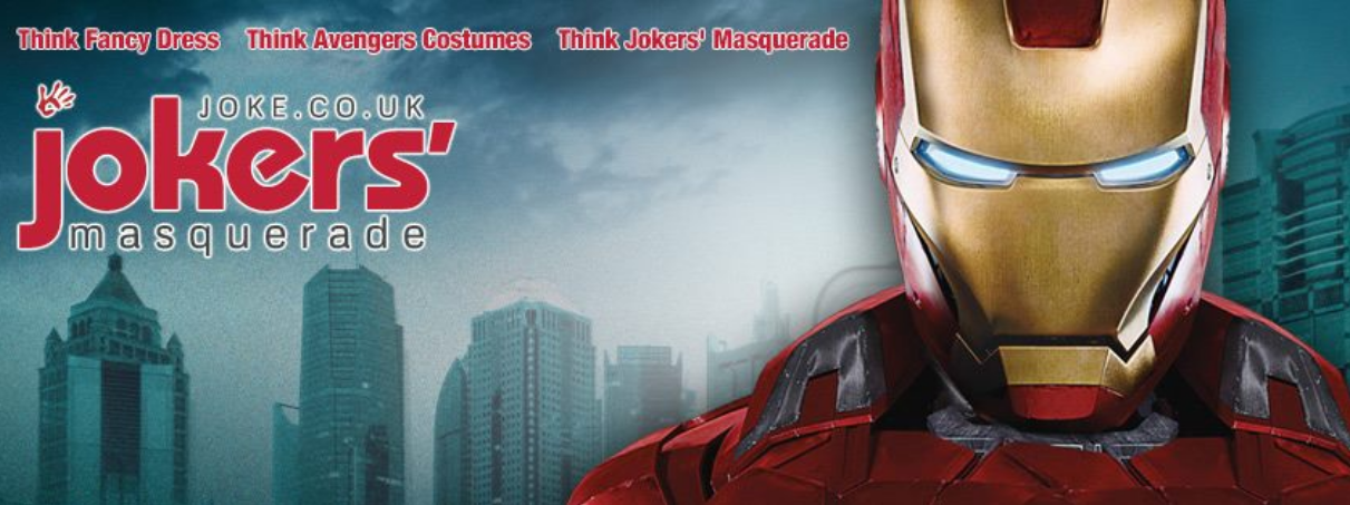 About Jokers Masquerade Homepage