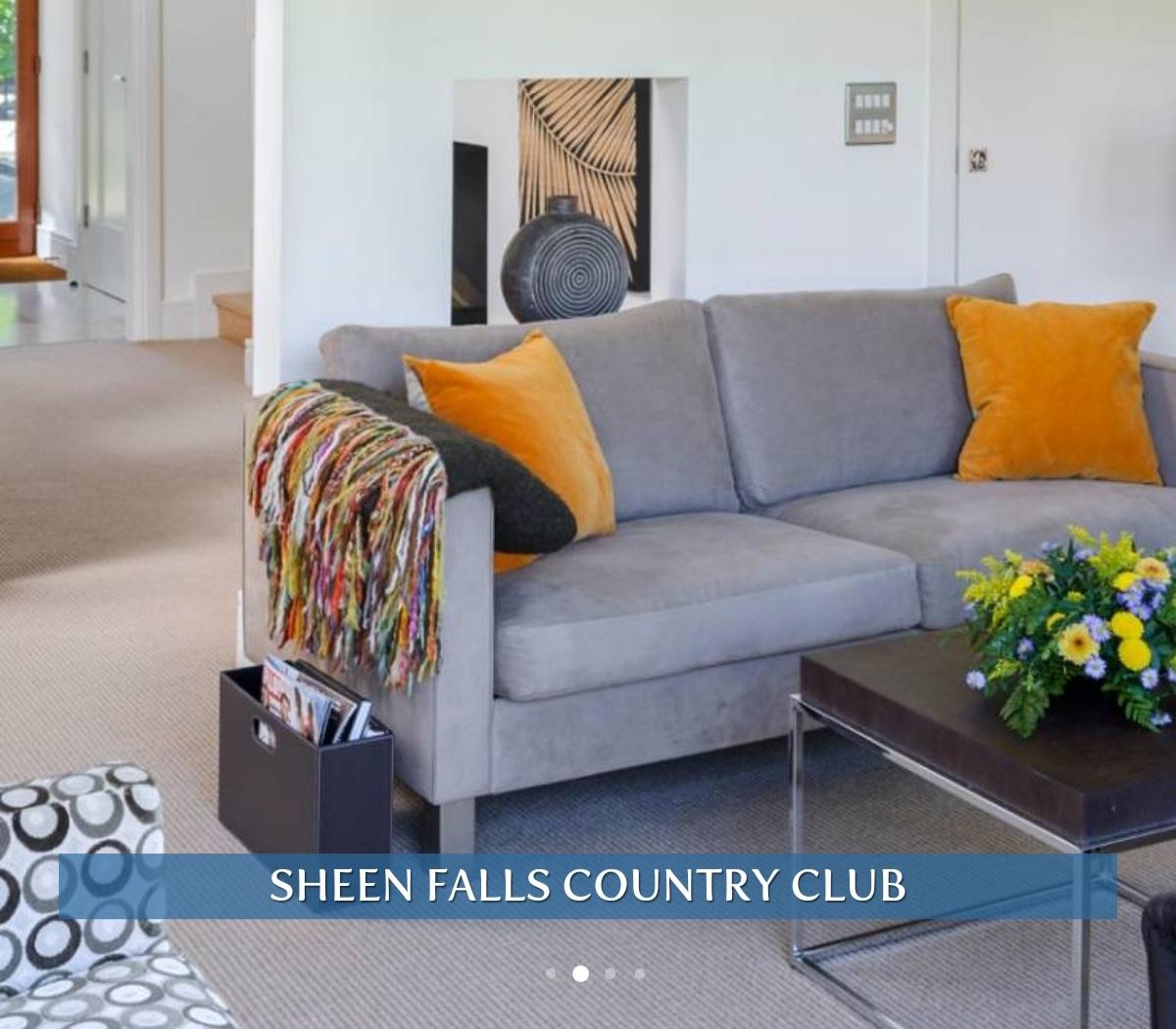 Sheen Falls Country Club Homepage