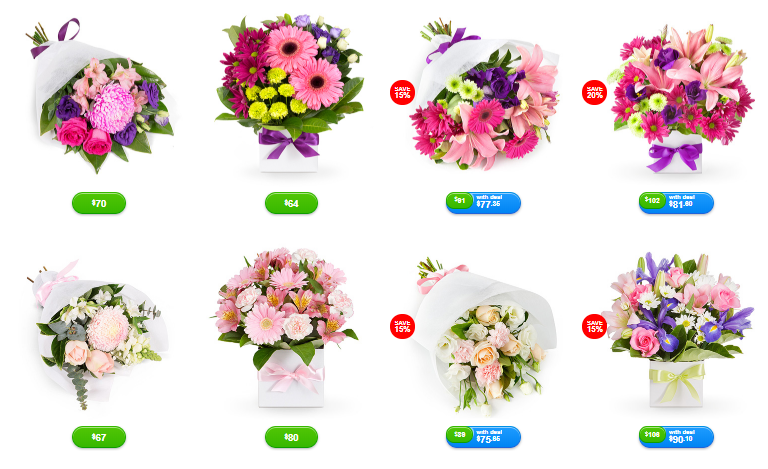 About EASYFLOWERS Sales