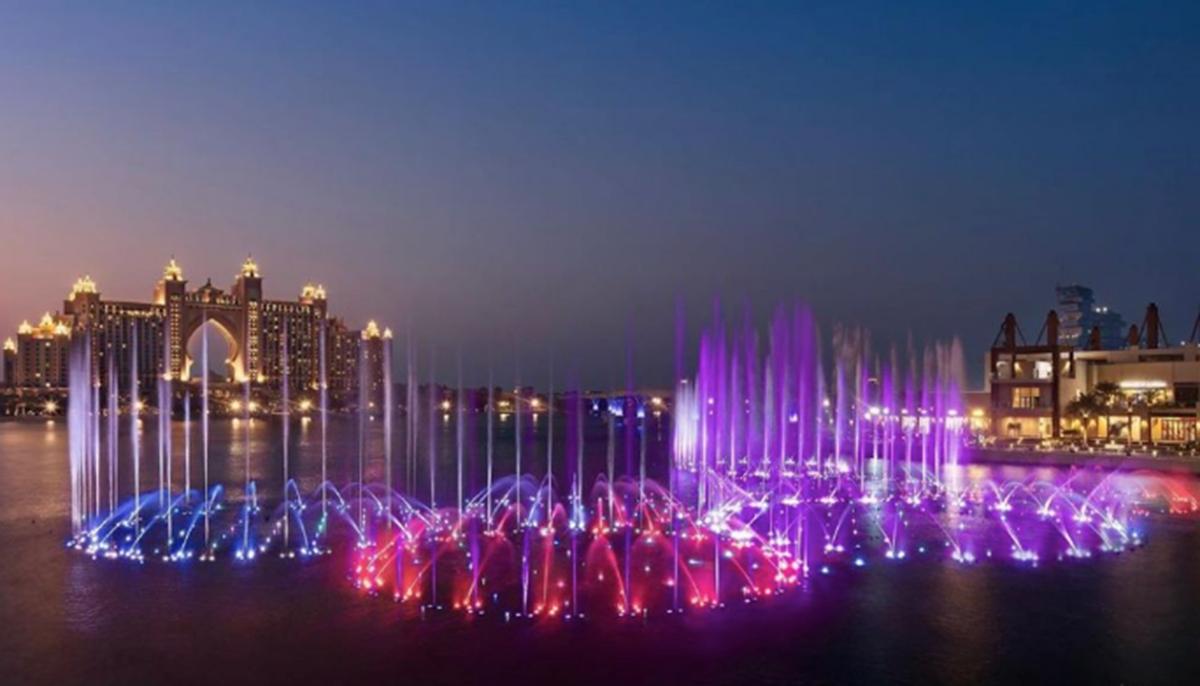 Atlantis Fountain Show