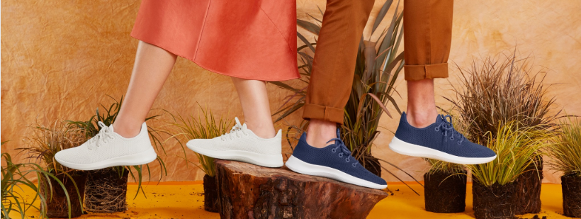 About Allbirds Homepage