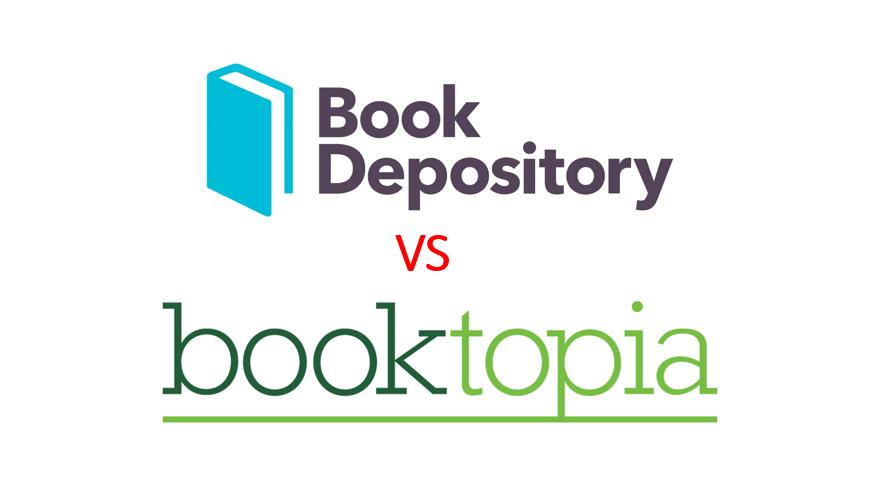 Booktopia vs Book Depository