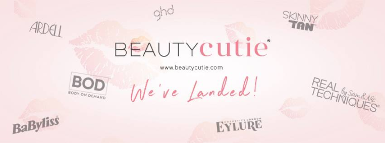 About Beauty Cutie homepage