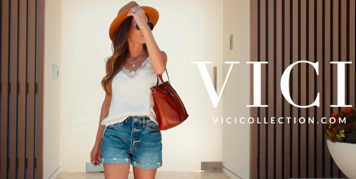 About VICI Homepage