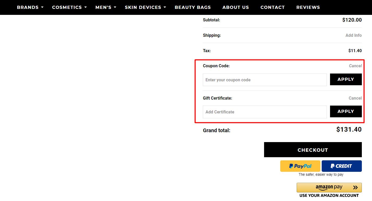 How do I use my BeautifiedYou.com discount code?