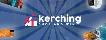 Kerching And Win Homepage