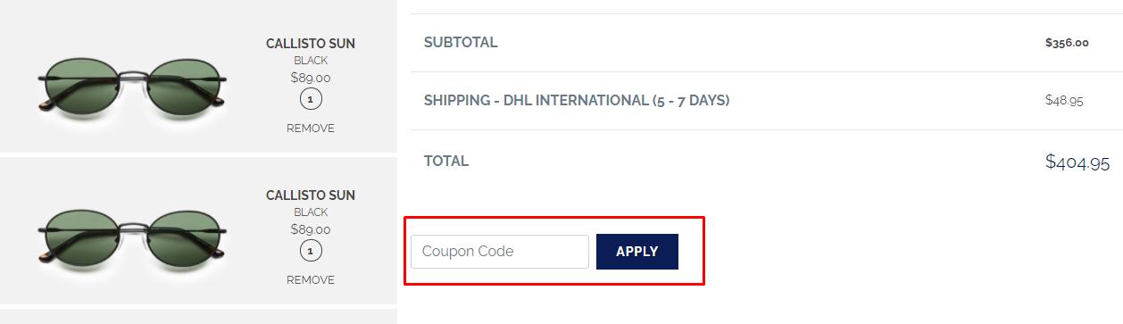 How do I use my Kits.com coupon code?