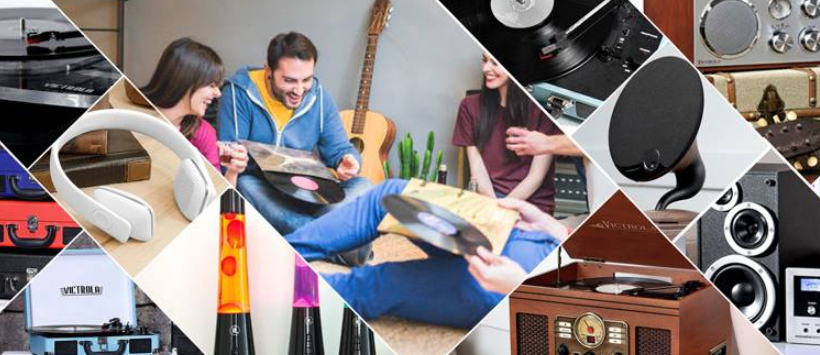About Victrola Homepage