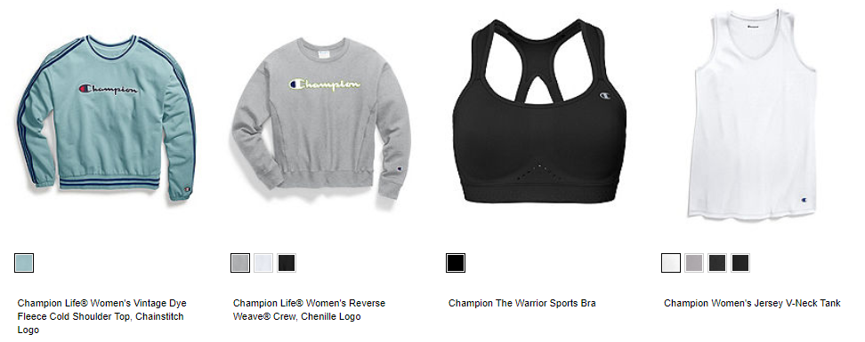 Champion Clearance