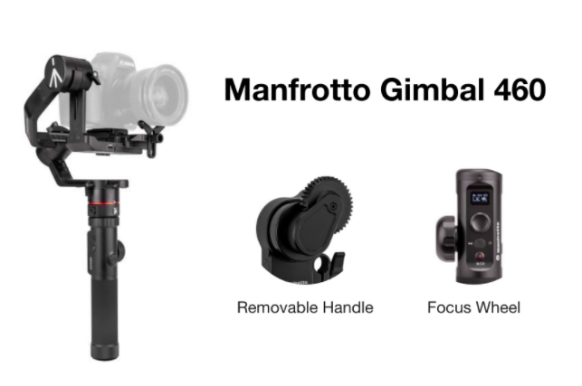 About Manfrotto Homepage