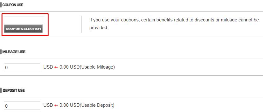 How do I use my Anais coupon code?