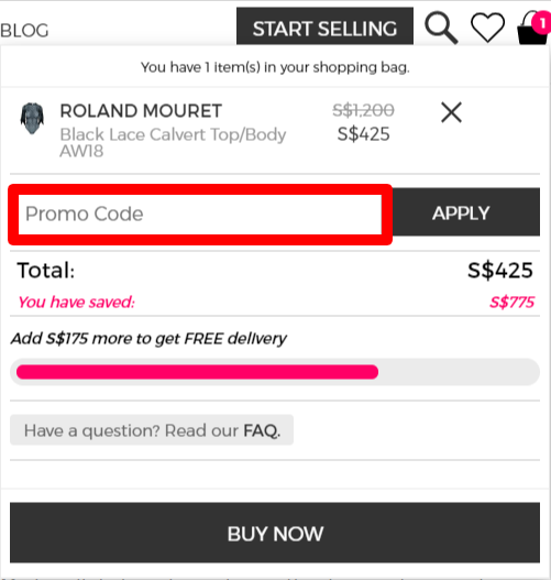 How Do I Use My StyleTribute Coupon Code?