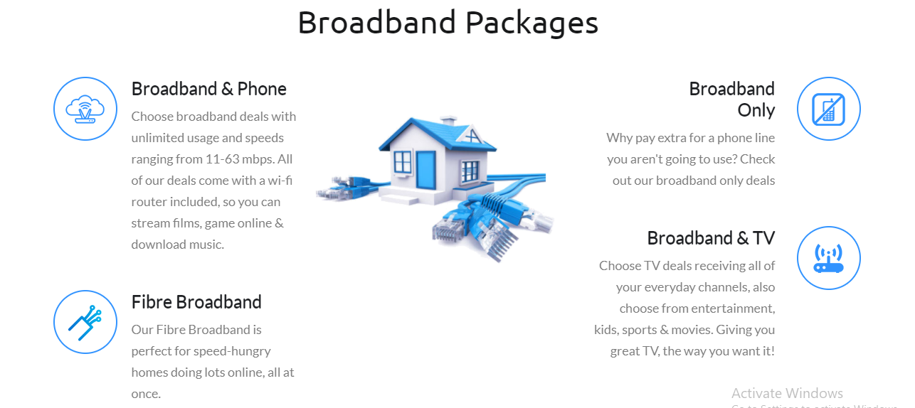 About Broadband Experts Homepage