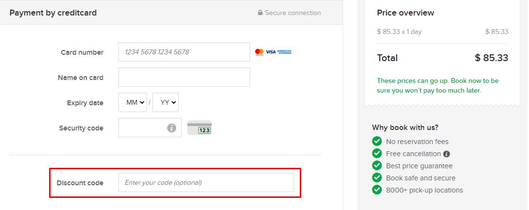 How do I use my Easy Terra discount code?