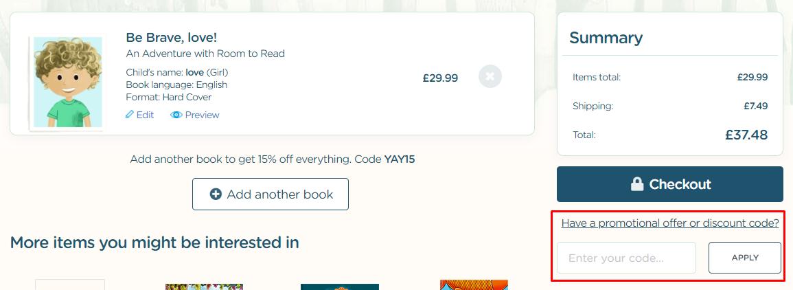 librio discount