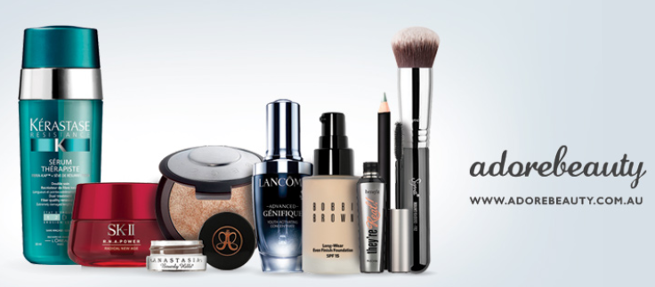 About Adore Beauty Homepage