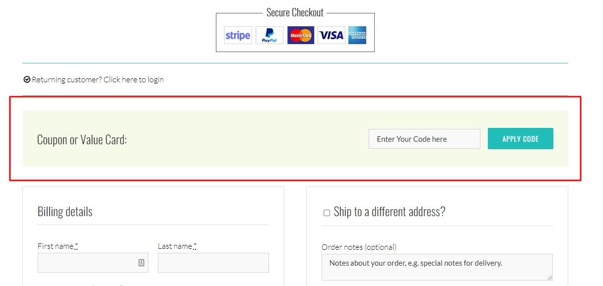 How do I use my NAYELLE coupon code?