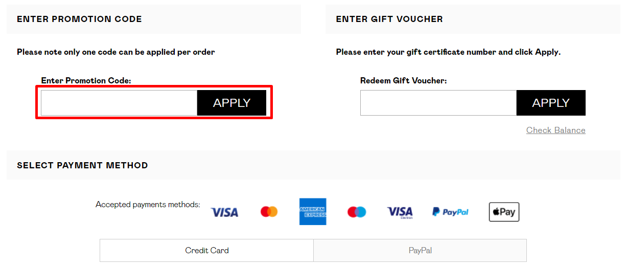 How Do I use my Nasty Gal discount code?