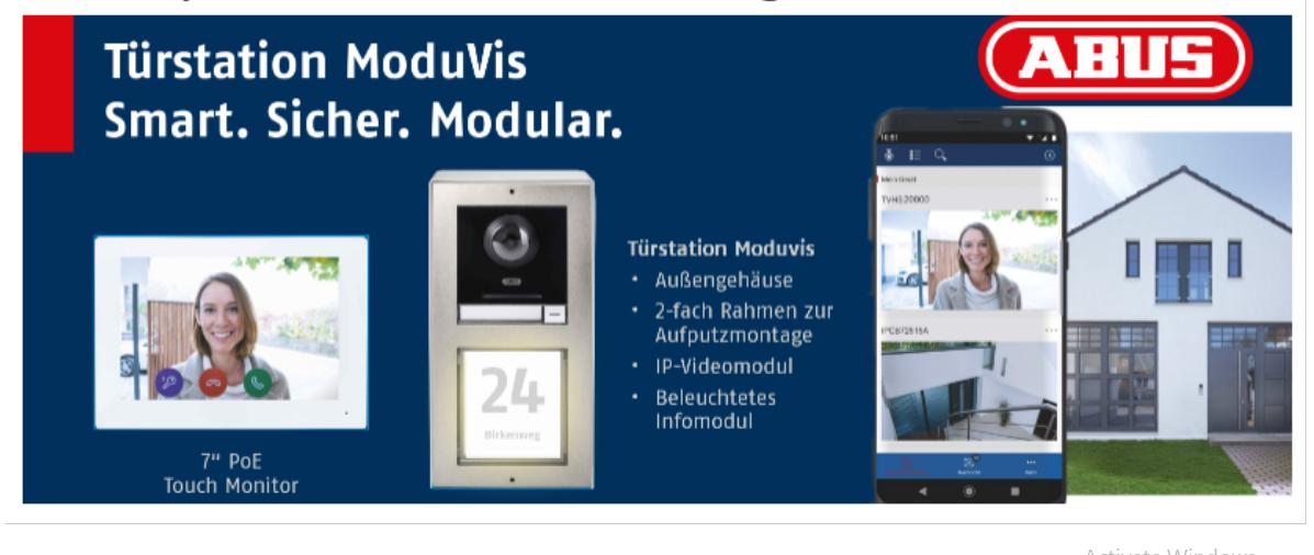 About Alarm-laden.de Homepage