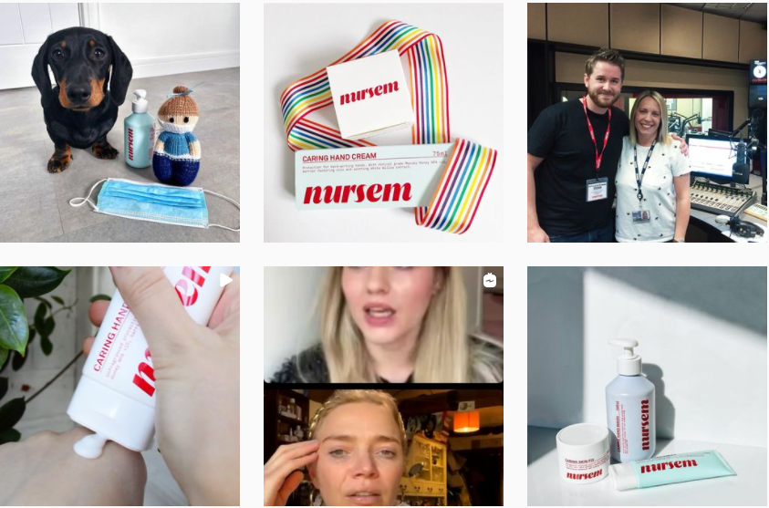 About nursem Homepage