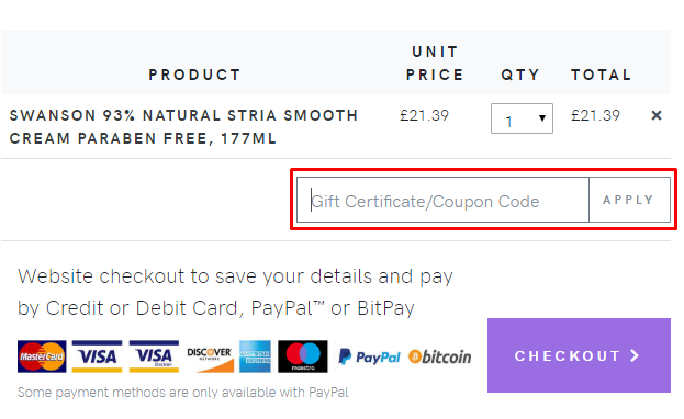 How Do I use my Healthmonthly discount code?