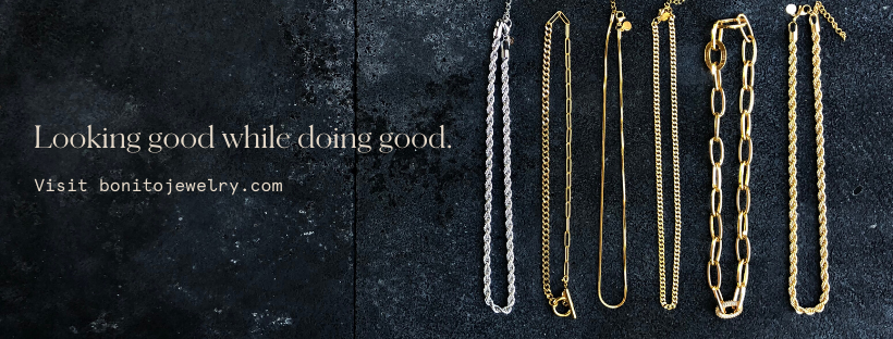 About Bonito Jewelry homepage