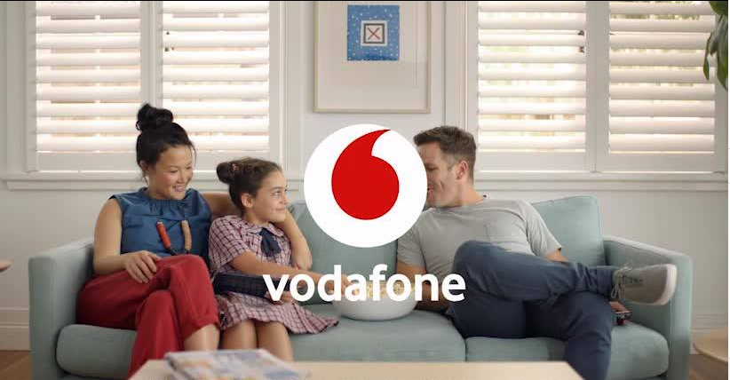About Vodafone Homepage