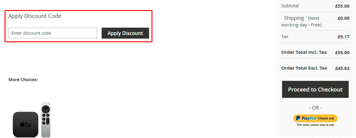 How do I use my KRCS discount code?