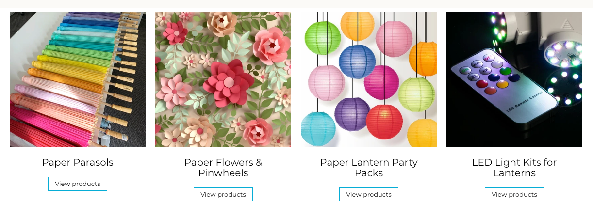 Paper Lantern About Us