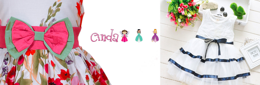 About Cinda Clothing Homepage