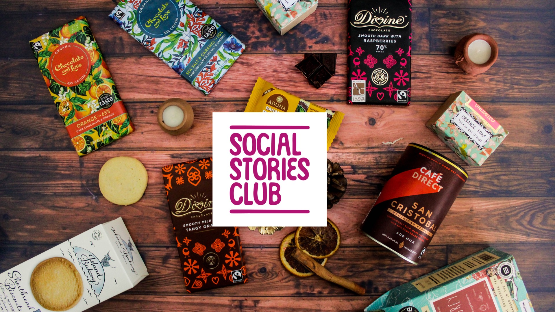 About Social Stories Club Homepage