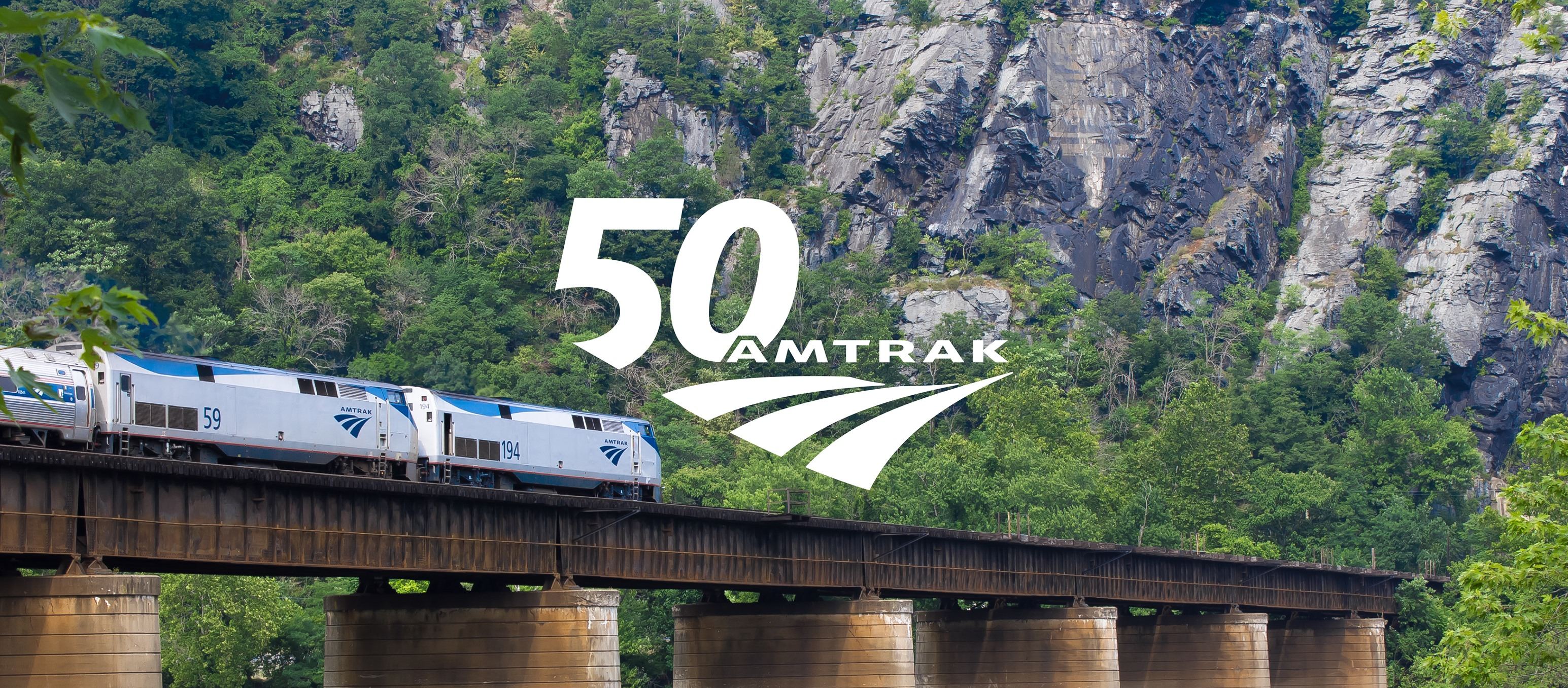 About Amtrak