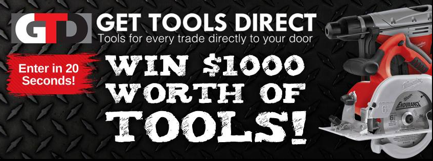 About Get Tools Direct Sales