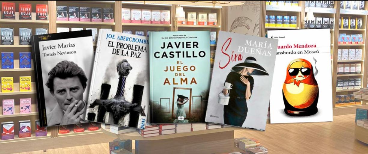 About Casa del Libro Homepage