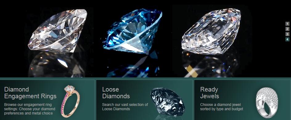 About Diamond-USA Homepage