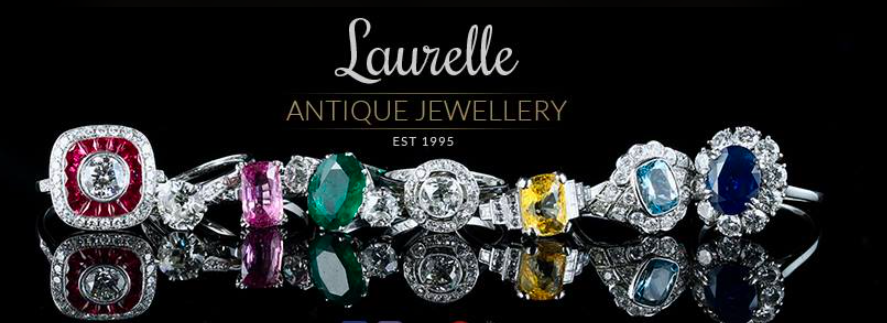 About Laurelle Antique Jewellery Homepage