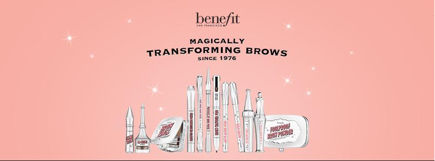 About Benefit CosmeticsHomepage