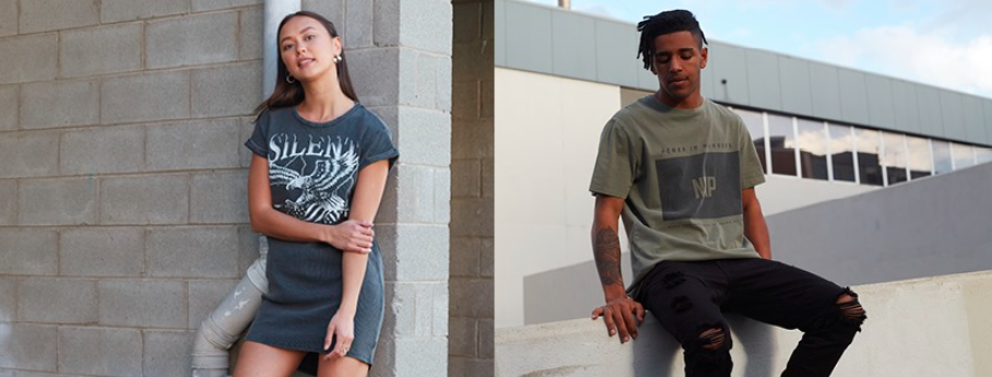 About Edge Clothing Homepage