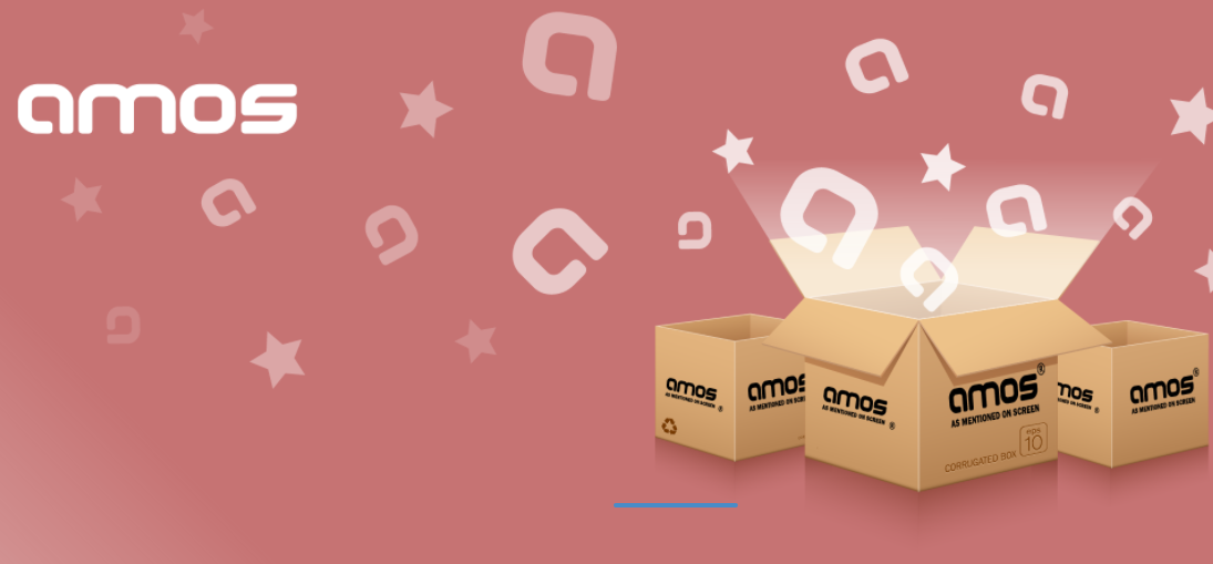 About AMOS Homepage