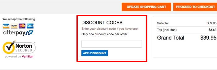 How do I use my WorkwearHub discount code?