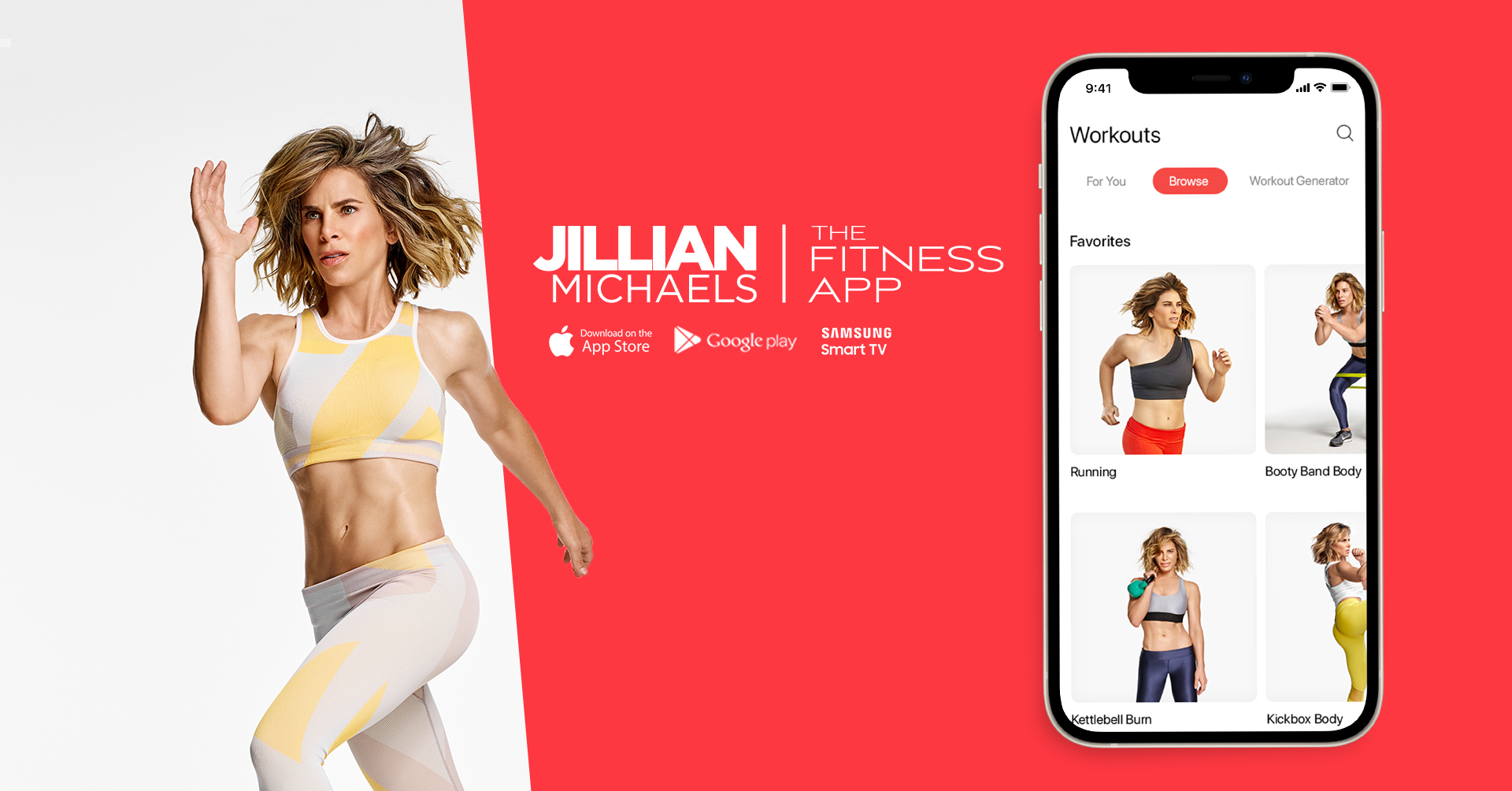 About Jillian Michaels Homepage