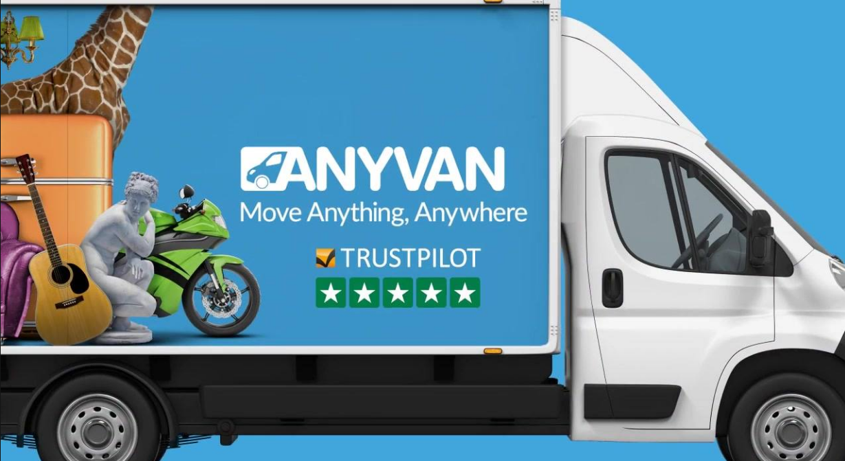 About ANYVAN Homepage